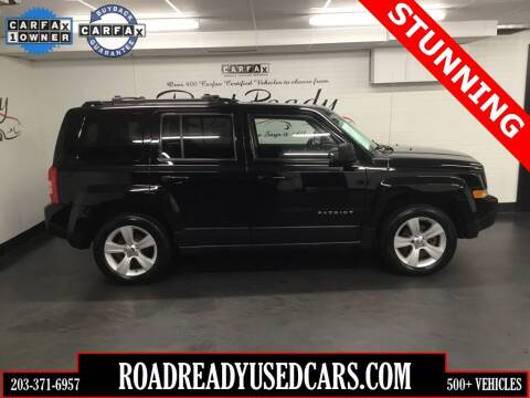 2014 Jeep Patriot for sale at Road Ready Used Cars in Ansonia CT