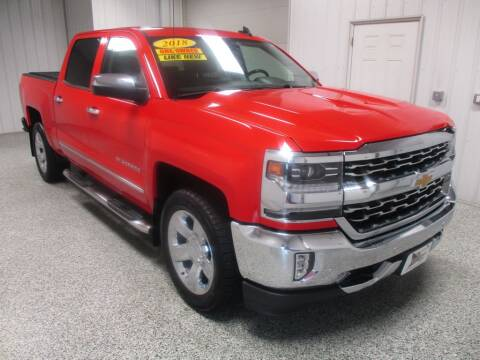 2018 Chevrolet Silverado 1500 for sale at LaFleur Auto Sales in North Sioux City SD