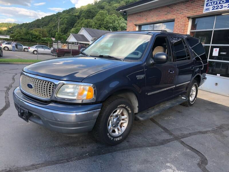 2002 Ford Expedition for sale at Hensley Auto Sales in Frankfort KY