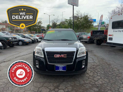 2010 GMC Terrain for sale at E H Motors LLC in Milwaukee WI