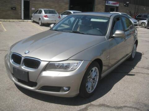 2010 BMW 3 Series for sale at ELITE AUTOMOTIVE in Euclid OH