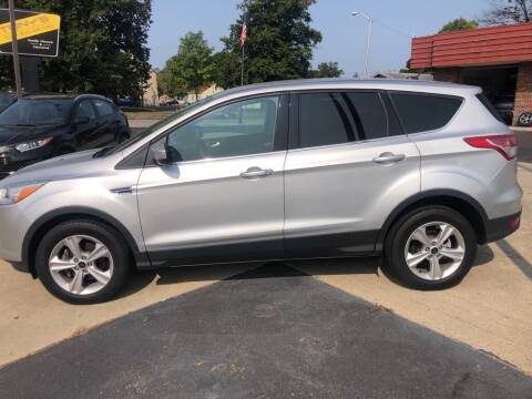 2014 Ford Escape for sale at Tonys Car Sales in Richmond IN