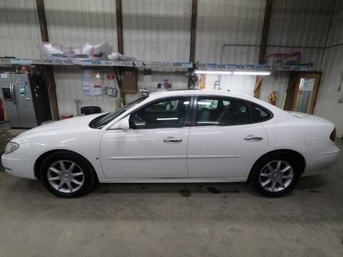 2006 Buick LaCrosse for sale at Alpha Auto in Toronto SD
