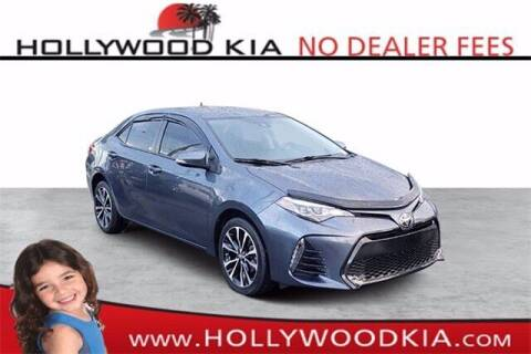2017 Toyota Corolla for sale at JumboAutoGroup.com in Hollywood FL