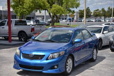 2009 Toyota Corolla for sale at Motor Car Concepts II - Kirkman Location in Orlando FL