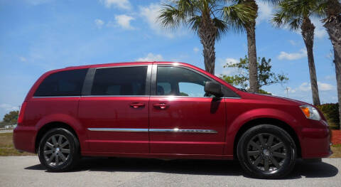 2016 Chrysler Town and Country for sale at Performance Autos of Southwest Florida in Fort Myers FL