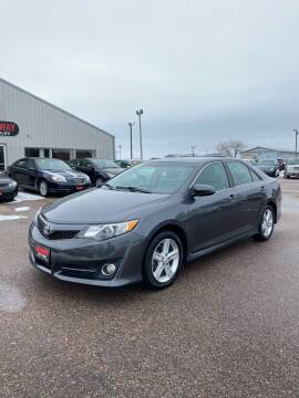2013 Toyota Camry for sale at Broadway Auto Sales in South Sioux City NE
