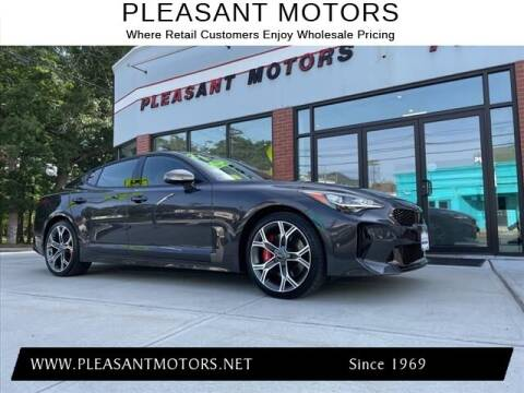2021 Kia Stinger for sale at Pleasant Motors in New Bedford MA