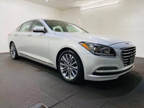 2017 Genesis G80 for sale at Champagne Motor Car Company in Willimantic CT