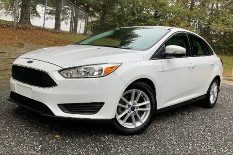 2017 Ford Focus for sale at TRUST AUTO in Sykesville MD