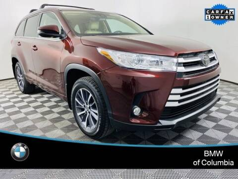 2017 Toyota Highlander for sale at Preowned of Columbia in Columbia MO