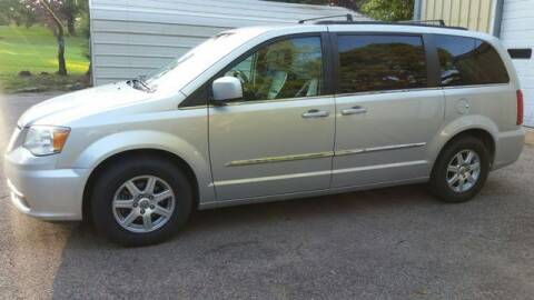 2012 Chrysler Town and Country for sale at AFFORDABLE DISCOUNT AUTO in Humboldt TN
