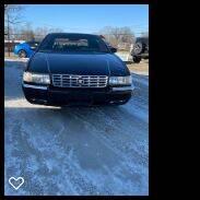 1999 Cadillac Eldorado for sale at J2 WHEELS UNLIMITED in Griggsville IL