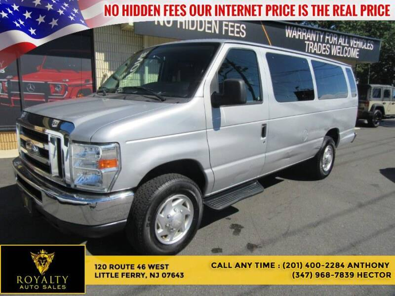 2011 Ford E-Series Wagon for sale in Little Ferry, NJ