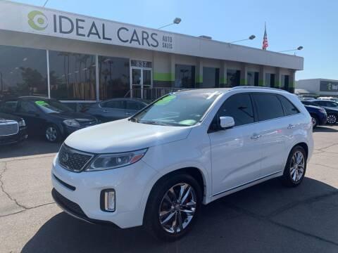 2014 Kia Sorento for sale at Ideal Cars East Mesa in Mesa AZ