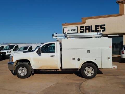 2013 Chevrolet Silverado 2500HD for sale at TRUCK N TRAILER in Oklahoma City OK