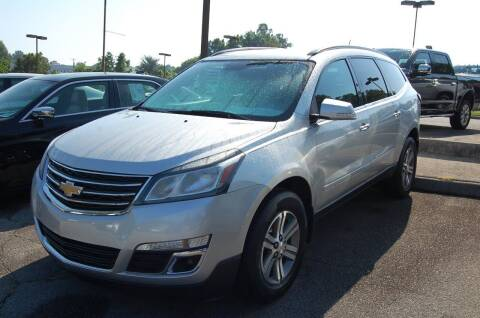 2015 Chevrolet Traverse for sale at Modern Motors - Thomasville INC in Thomasville NC