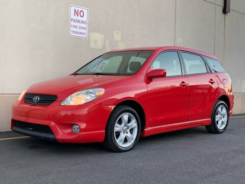2006 Toyota Matrix for sale at International Auto Sales in Hasbrouck Heights NJ