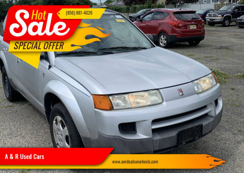 2005 Saturn Vue for sale at A & R Used Cars in Clayton NJ