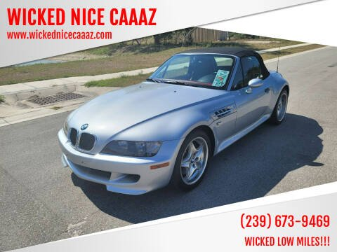 1999 BMW M for sale at WICKED NICE CAAAZ in Cape Coral FL