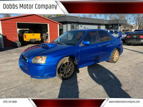 2005 Subaru Impreza for sale at Dobbs Motor Company in Springdale AR
