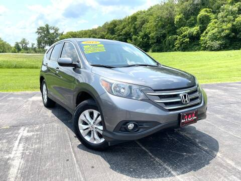 2013 Honda CR-V for sale at A & S Auto and Truck Sales in Platte City MO