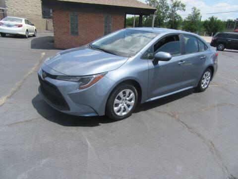2020 Toyota Corolla for sale at Riverside Motor Company in Fenton MO
