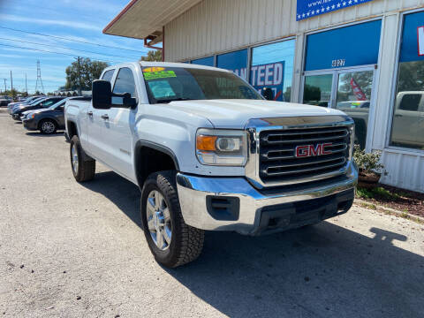 2015 GMC Sierra 2500HD for sale at Lee Auto Group Tampa in Tampa FL