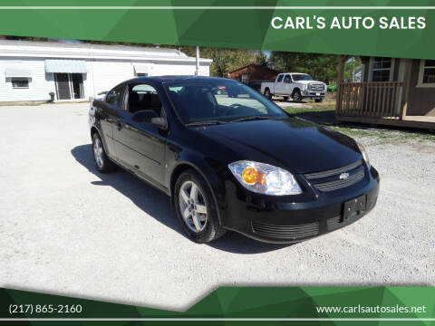 2007 Chevrolet Cobalt for sale at CARL'S AUTO SALES in Boody IL