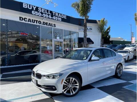2018 BMW 3 Series for sale at AutoDeals in Daly City CA