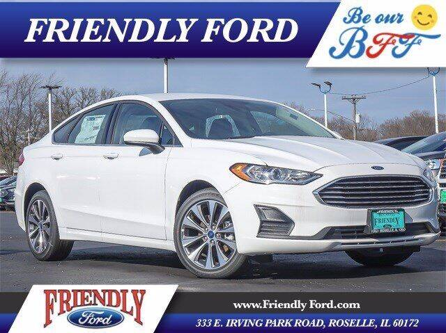 2020 Ford Fusion for sale in Roselle, IL