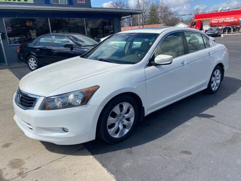 2008 Honda Accord for sale at Wise Investments Auto Sales in Sellersburg IN