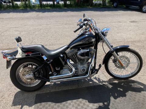 2003 Harley-Davidson fxs for sale at Ogden Auto Sales LLC in Spencerport NY