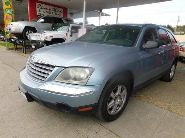 2005 Chrysler Pacifica for sale at Phantom Motors in Livermore CA