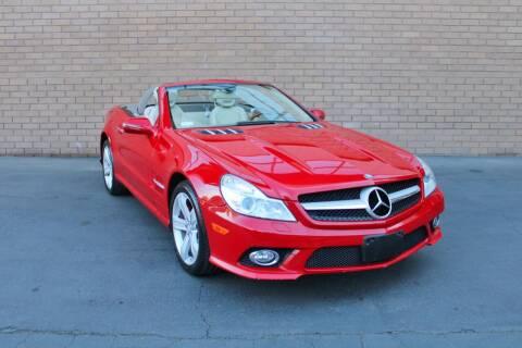 2009 Mercedes-Benz SL-Class for sale at MK Motors in Sacramento CA