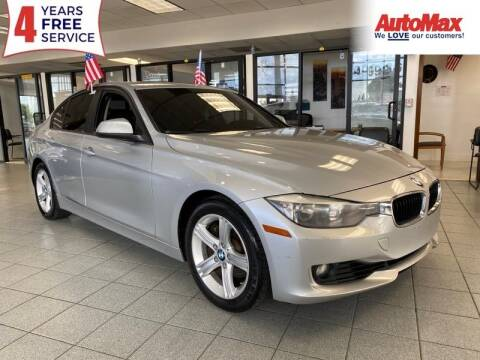 2013 BMW 3 Series for sale at Auto Max in Hollywood FL