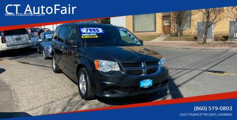 2011 Dodge Grand Caravan for sale at CT AutoFair in West Hartford CT