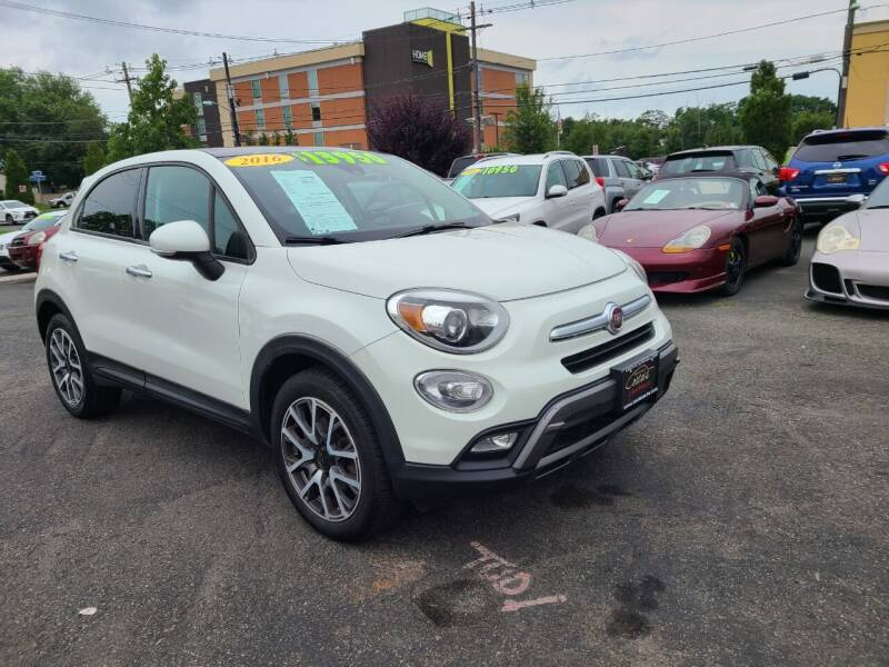 2016 FIAT 500X for sale at Costas Auto Gallery in Rahway NJ