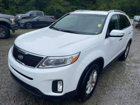 2015 Kia Sorento for sale at BILLY HOWELL FORD LINCOLN in Cumming GA