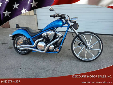 2016 Honda Fury for sale at Discount Motor Sales inc. in Ludlow MA