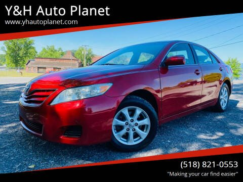 2011 Toyota Camry for sale at Y&H Auto Planet in West Sand Lake NY