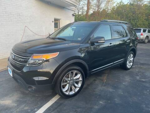 2013 Ford Explorer for sale at ARIA  AUTO  SALES in Raleigh NC