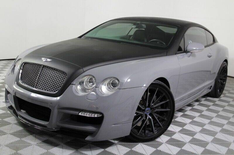 2007 Bentley Continental for sale in Mesquite, TX