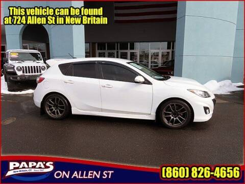 2012 Mazda MAZDASPEED3 for sale at Papas Chrysler Dodge Jeep Ram in New Britain CT