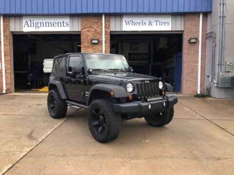 2011 Jeep Wrangler for sale at Wilson Autosports LLC in Fort Walton Beach FL