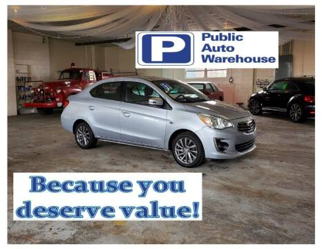 2017 Mitsubishi Mirage G4 for sale at Public Auto Warehouse in Pekin IL