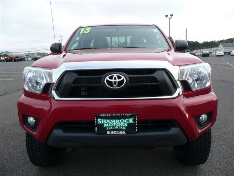 2015 Toyota Tacoma Access Cab V6 - East Windsor CT