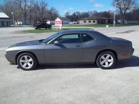 2010 Dodge Challenger for sale at BRETT SPAULDING SALES in Onawa IA