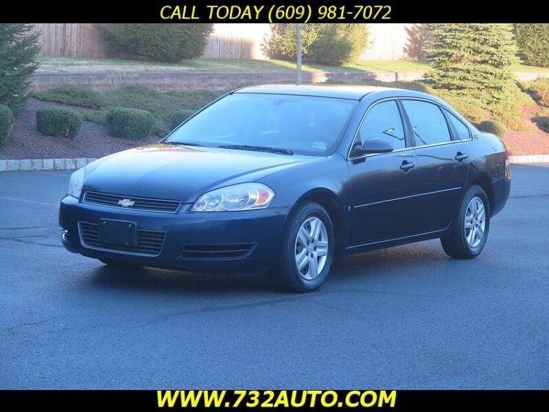 2007 Chevrolet Impala for sale at Absolute Auto Solutions in Hamilton NJ