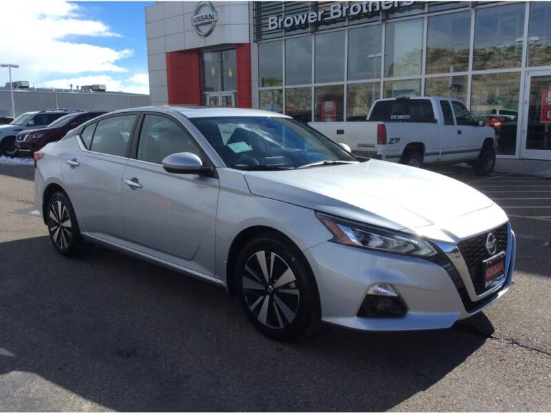 2021 Nissan Altima for sale in Rock Springs, WY